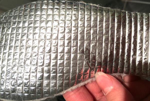aluminium-insole-moisture-condense-inside-winter-boots