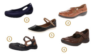 flats shoes comfortable 2016