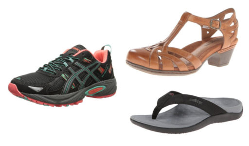Best Running Shoes For Orthotics Women