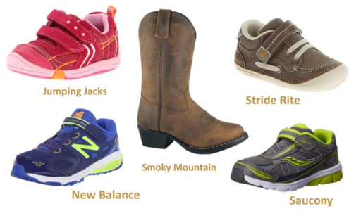 Are Stride Rite Shoes Good For Kids