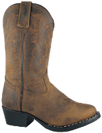 Smokey Mountain Kids' Denver Leather Western Boot