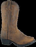 Smokey Mountain Kids' Denver Leather Western Boot