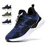 Ezkrwxn Chaussures de Tennis pour Homme